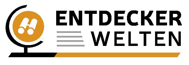 ENTDECKERWELTEN Logo