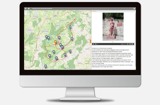 ENTDECKERWELTEN online: Touren in Webseiten integrieren