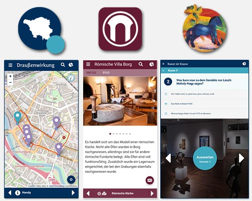 Individuelle Apps mit den ENTDECKERWELTEN erstellen